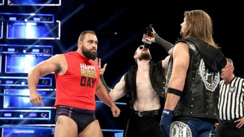 Rusev has been given an incredible chance at Extreme Rules