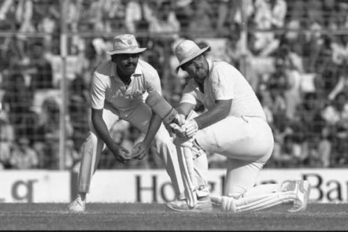 Mike Gatting was a great player of spin