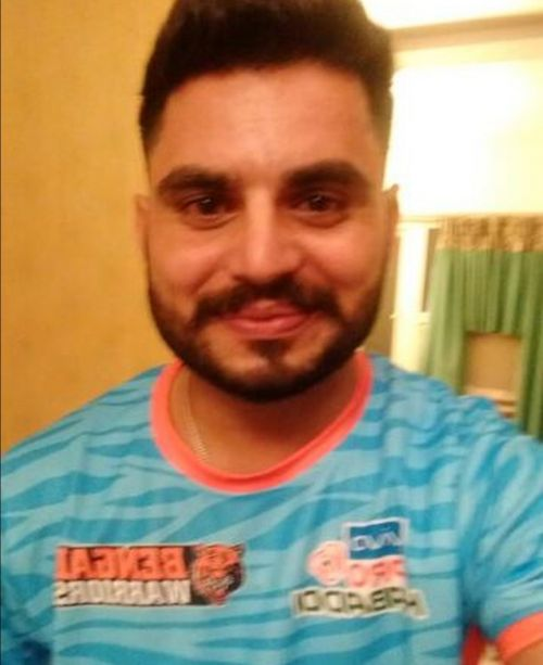 Baldev Singh's heroics in the district and state level captured the attention of Bengal Warriors' team management.9