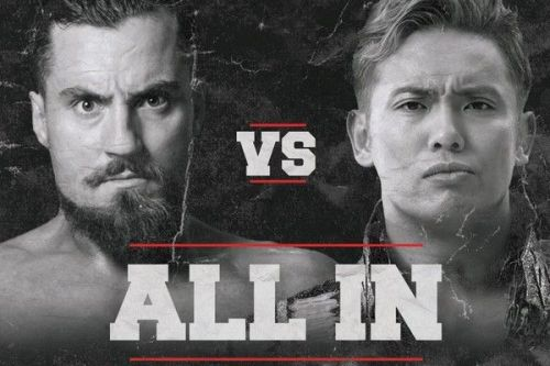 Marty Scurll will go toe-to-toe with Kazuchika Okada at All In