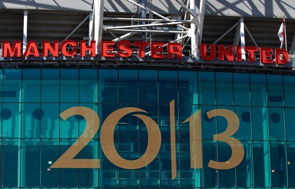 General Views of Old Trafford home of Manchester United