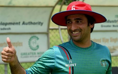 Asghar Stanikzai will have a large role to play in the development of Afghanistan's Test team