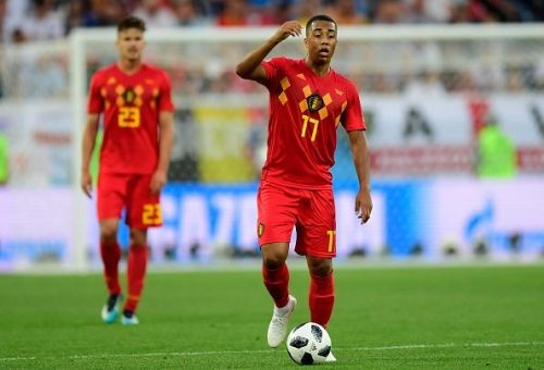 England v Belgium - Group G: FIFA World Cup 2018