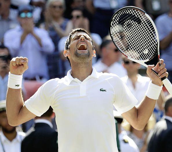 Tennis: Wimbledon final match