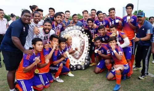 Defending champions FC Pune City withdraw their name from this year's shield