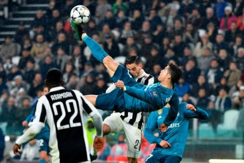 Image result for ronaldo bicycle
