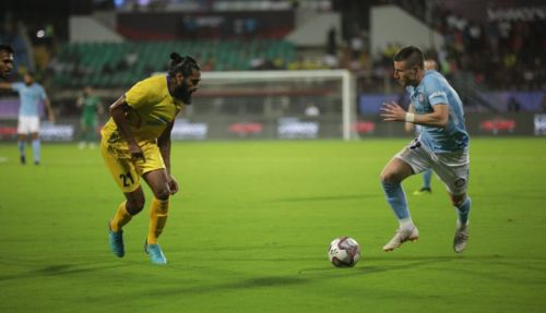 Melbourne City humbled Kerala Blasters in the first match