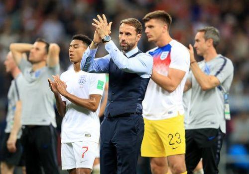 Croatia v England - FIFA World Cup 2018 - Semi Final - Luzhniki Stadium