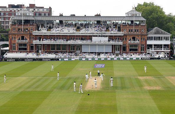 England v Pakistan: 1st Test - Day Four