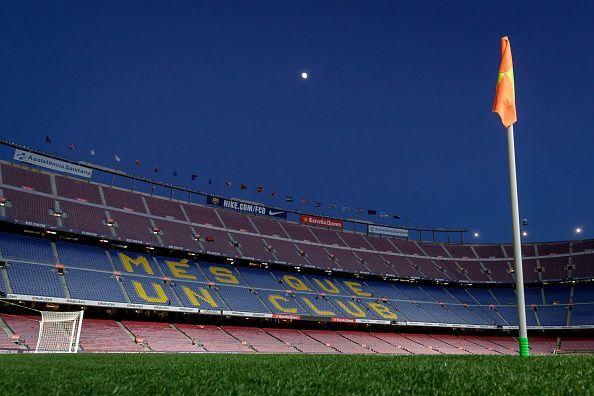 FC Barcelona v Deportivo Alaves - La Liga Santander