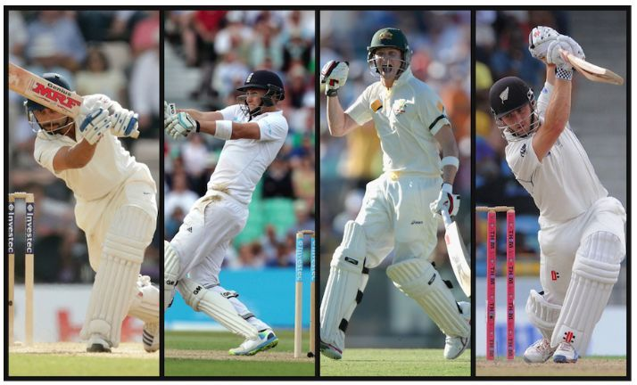 Enter They are really all kings, the kings of modern batting.caption