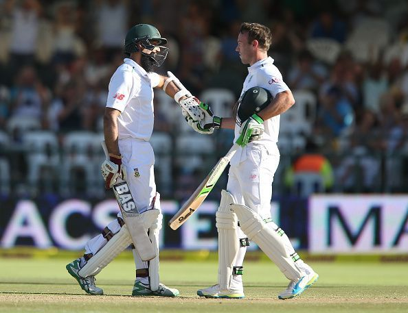 South Africa v England - Second Test: Day Two