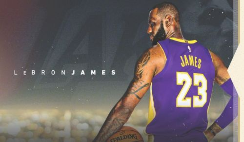 Lebron moves to the Lakers