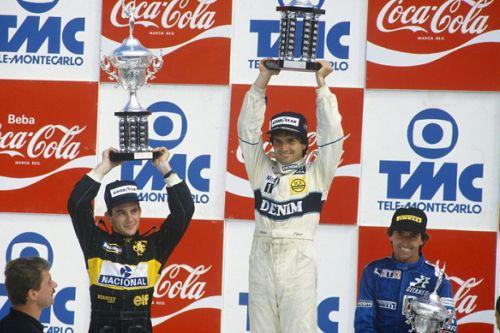 1986 brazilian grand prix podium