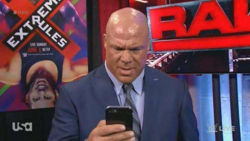 RAW GM Kurt Angle must've got the message about this losing streak ending! Does this team get an opportunity now?