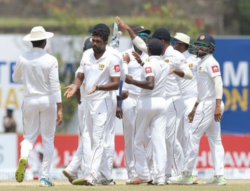 1st Test: Sri Lanka and South Africa, Day 3