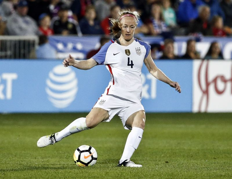 Us Women View Tournament Of Nations As World Cup Tuneup