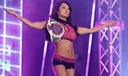 Will Gail Kim be part of Evolution?