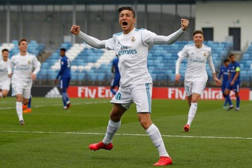 Rodriguez is one of Real Madrid's brightest prospects