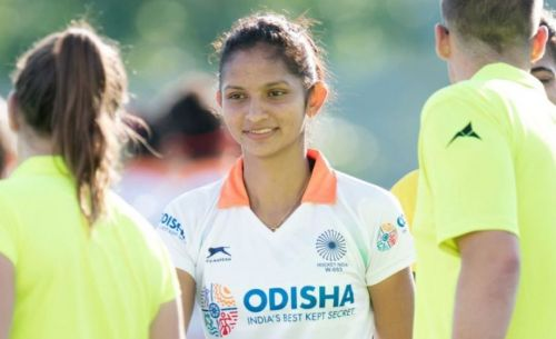 Navjot Kaur likes being described as an attacking midfielder