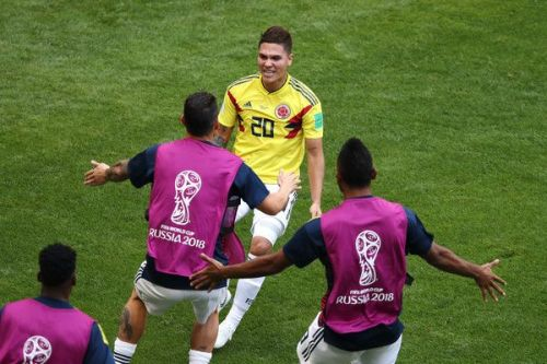 Image result for juan quintero world cup 2018