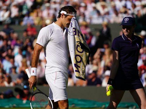 TENNIS: JUL 11 Wimbledon