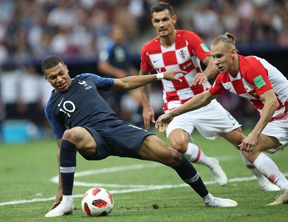 World Cup Final 2018: Manchester United, teenage kicks and