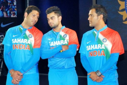 Team India ready for new season with the lighter, brighter jersey