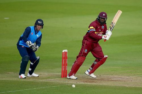 ICC World XI v West Indies - T20
