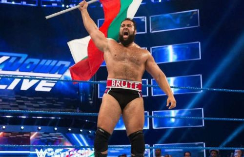 For Rusev, everyday is Rusev Day