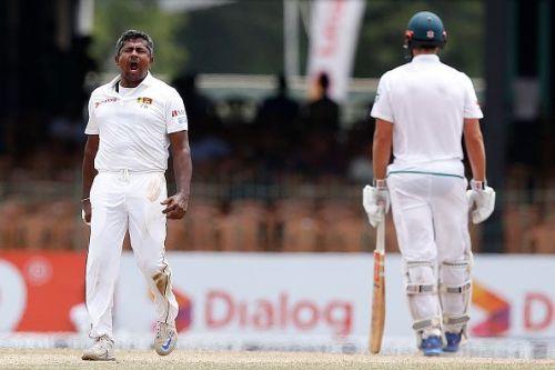 Sri Lanka vs South Africa - 4th Day, 2nd Test