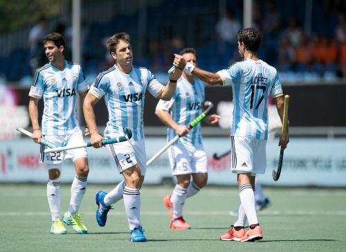 FIH Champions Trophy 2018 : Argentina surprise Australia by 3-2, make the cut for the bronze medal playoffs