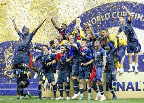 Football: World Cup final