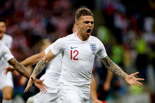 Croatia v England : Semi Final - 2018 FIFA World Cup