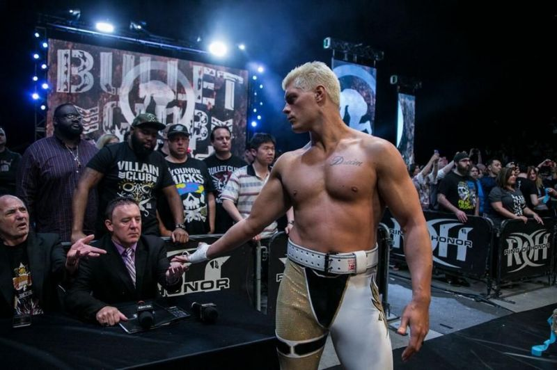 NJPW News Cody Rhodes Gives His Thoughts On The Kazuchika