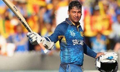 Kumar Sangakkara struck four consecutive Hundreds.