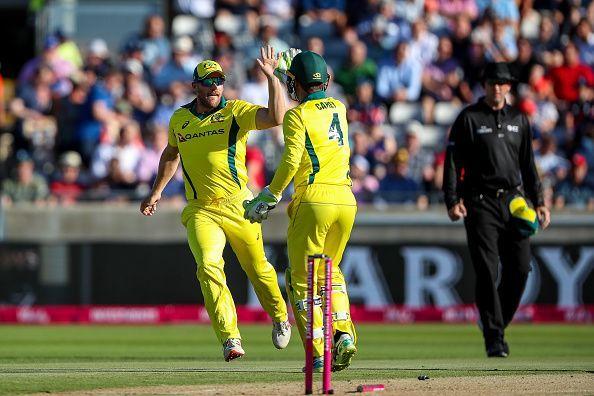 2018 International Twenty20 Cricket England v Australia Jun 27th