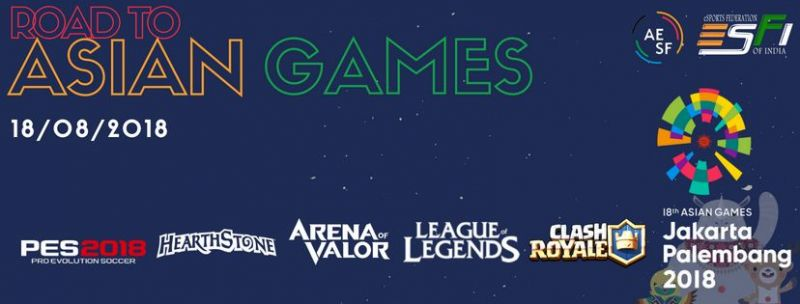 Indian Esports Athletes Shine At The South Asian Qualifiers For Asian Games