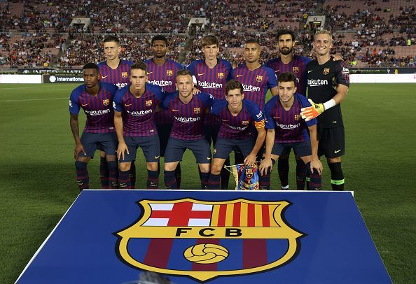 2018 International Champions Cup