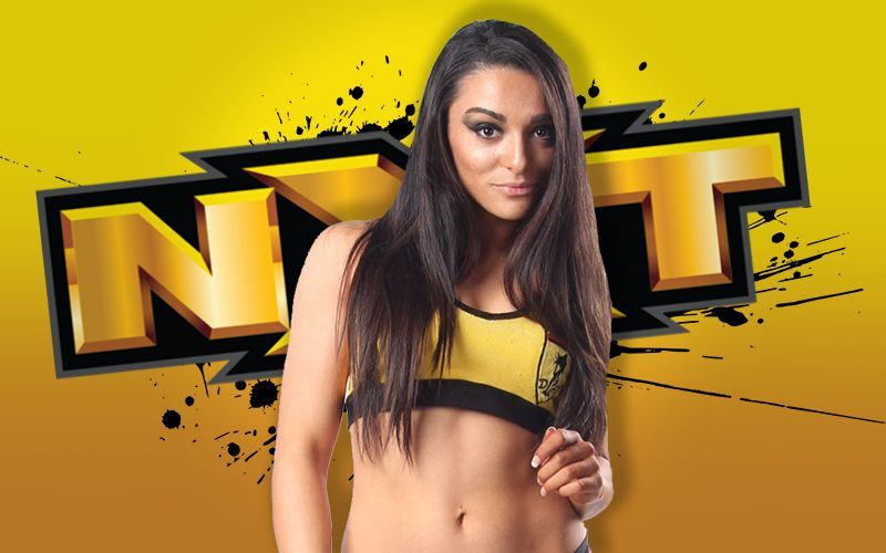 Enter captiot looks like Purrazzo will finally be appearing in WWE as a signed Superstar