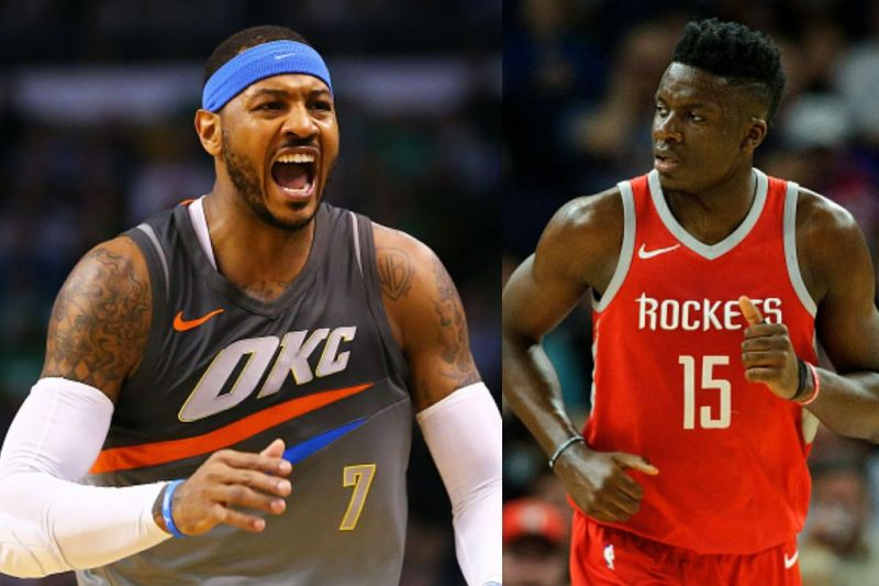 8f2ddc423 NBA Free Agency Rumors Roundup  10th July - Thunder allow Melo to meet  Rockets   Heat