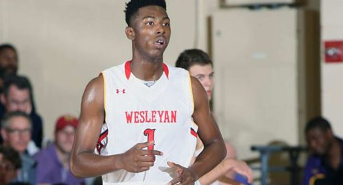 Harry Giles leading the way for his high school team.