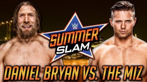 WWE has started to work on the feud between Bryan and Miz