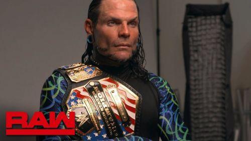 Jeff Hardy keeps the US title
