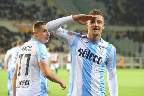 Real Madrid and Manchester United are keeping a close eye on Milinkovic-Savic