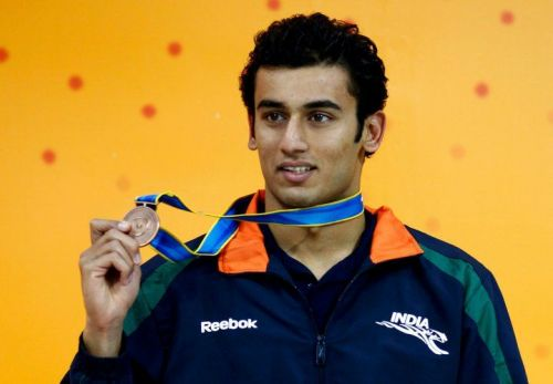 Virdhawal Khade : One of India's fastest swimmers