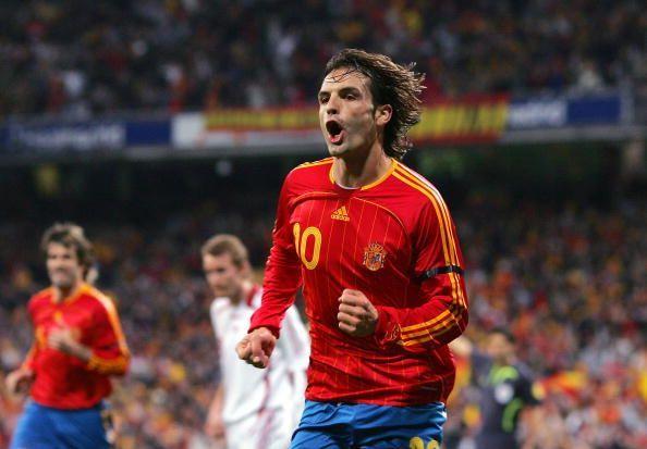 Euro2008 Qualifier - Spain v Denmark