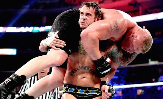 Page 5 - 10 Best SummerSlam Matches of All Time
