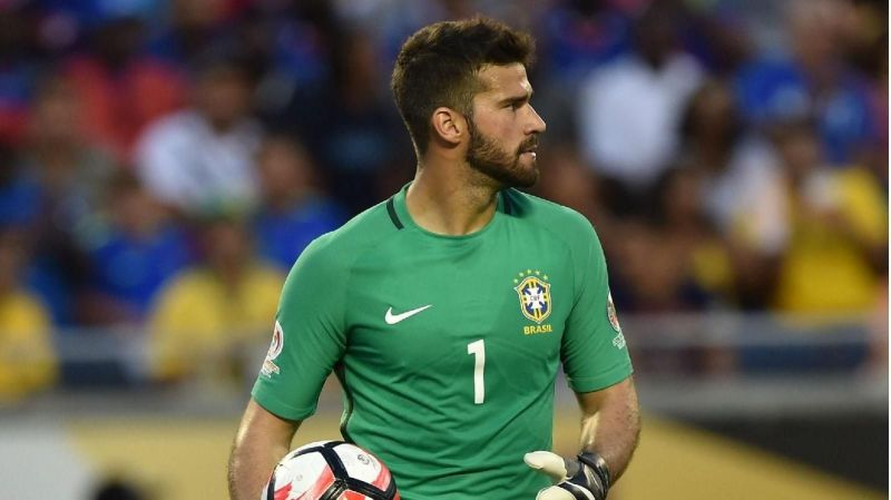 Liverpool have a world record bid accepted for Alisson Becker