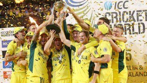 Australia became 5 time world champions
